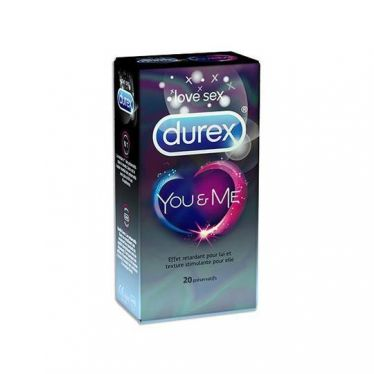 Durex Condom You & Me x12